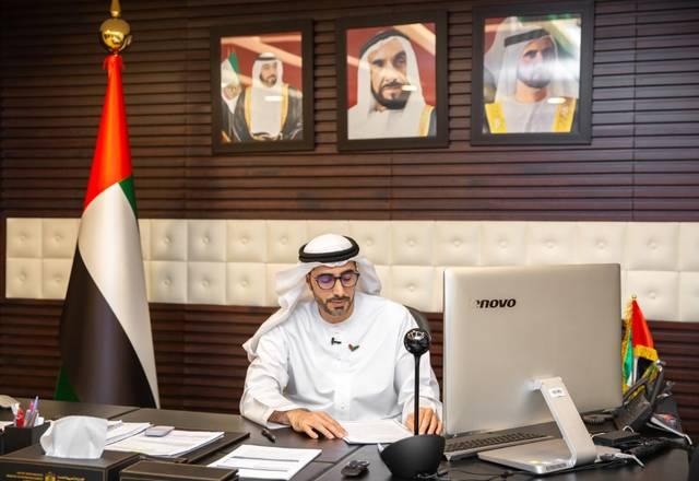 """الإمارات تشارك في قمة افتراضية عالمية لمناقشة أثر """"كورونا"""" على العمل"""