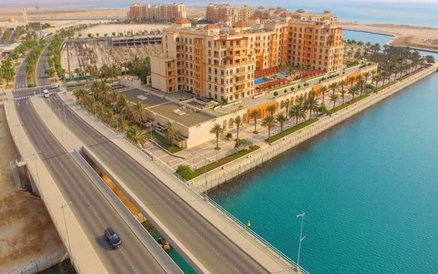 عقارات تابعة لمدينة الملك عبد الله الاقتصادية بالمملكة العربية السعودية