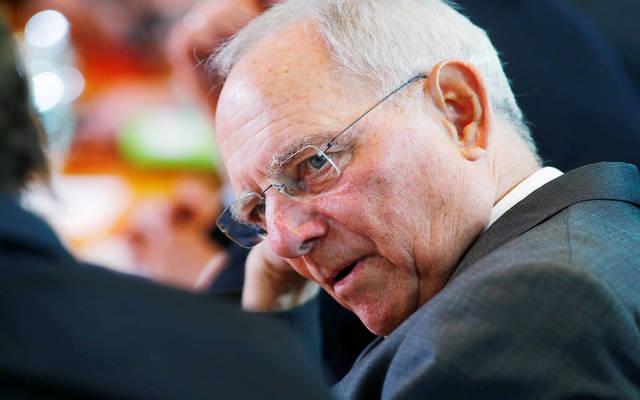 وزير المالية الألماني: الانتخابات الفرنسية لن تؤثر على اليورو