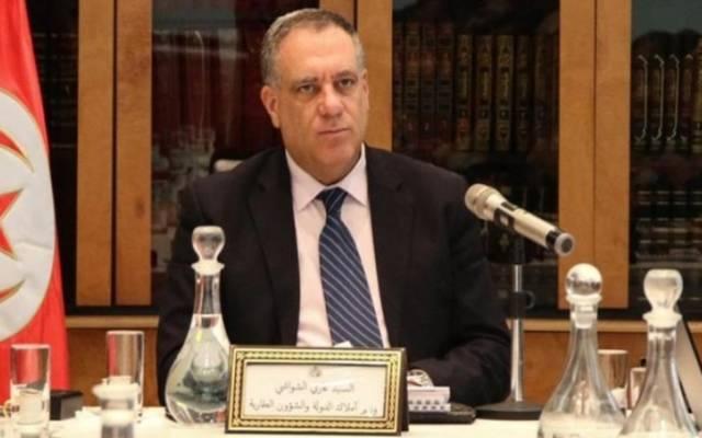 وزير أملاك الدولة والشؤون العقارية غازي الشواشي