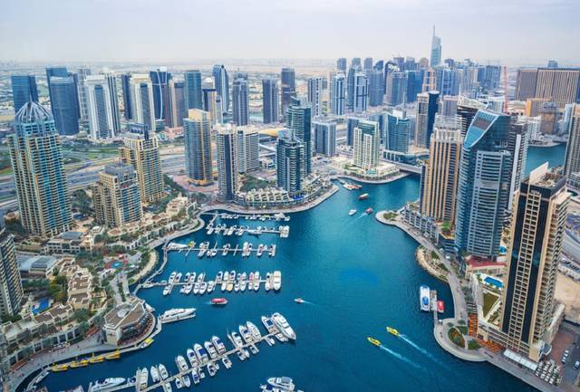 Dubai's property sales activity plunged by 21.7% in Q3-20
