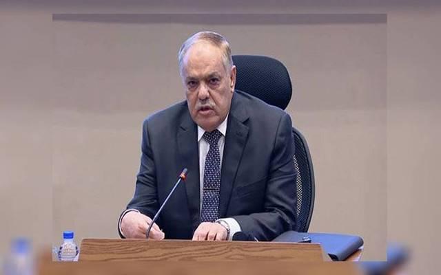 Head of Arab Organization for Industrialization (AOI), Abdel-Moneim El-Terras