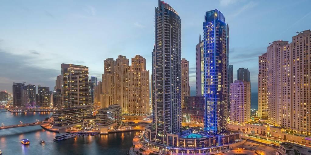 إنفوجرافيك.. كيف استعدت فنادق دبي لاستقبال السياح؟