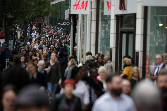 UK consumer inflation slightly accelerates in July