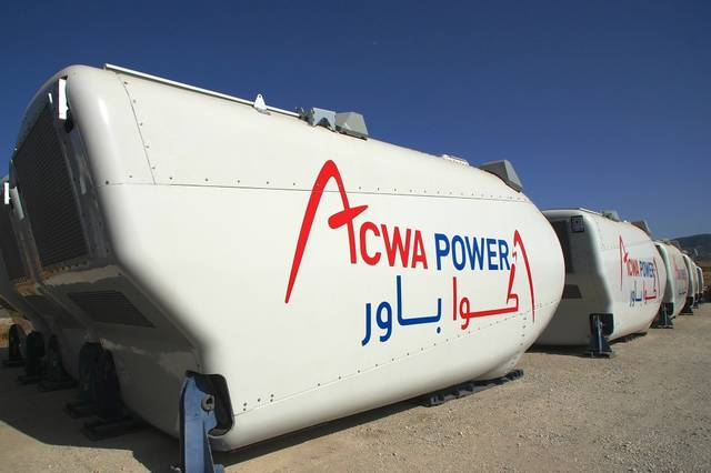 ACWA Power was able to tighten pricing by 25 bps pa