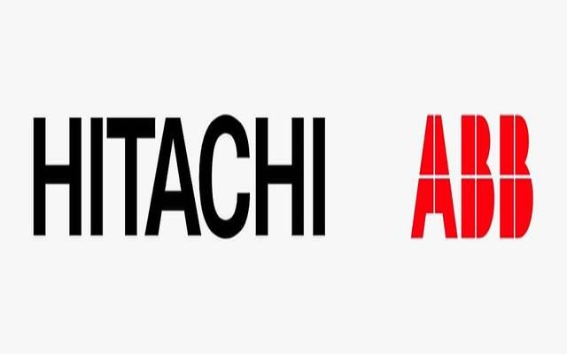 هيتاشي ABB ـ لوجو