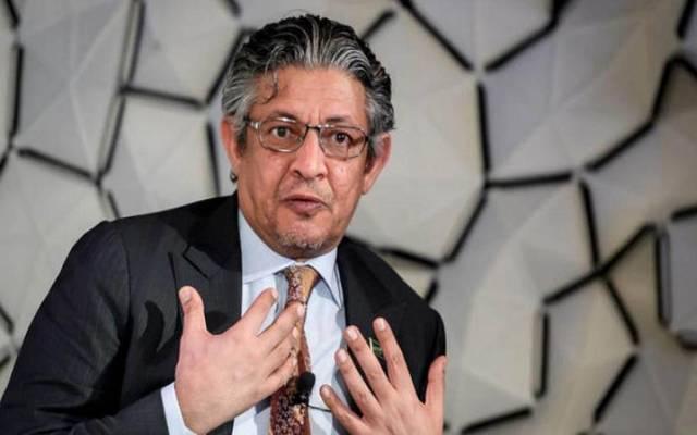 محمد بن مزيد التويجري المرشح لمنصب مدير عام منظمة التجارة العالمية