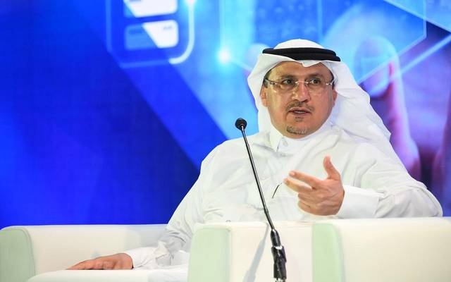 """محافظ البنك المركزي السعودي """"ساما"""" (مؤسسة النقد العربي السعودي سابقا)، أحمد الخليفي، أرشيفية"""