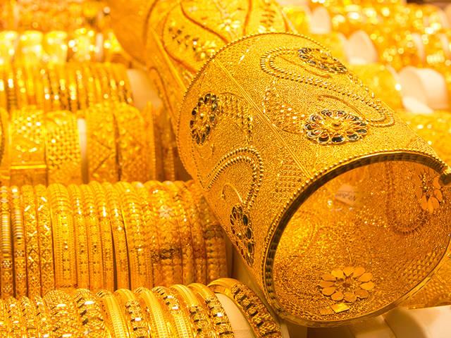 الذهب في الأسواق الإماراتية ينتعش خلال الأسبوع