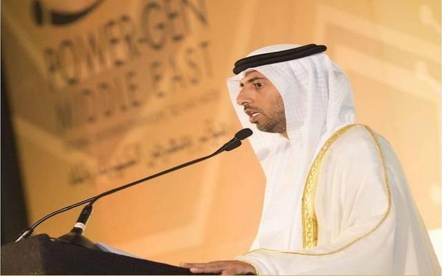 وزير الطاقة والصناعة بدولة الإمارات العربية سهيل المزروعي