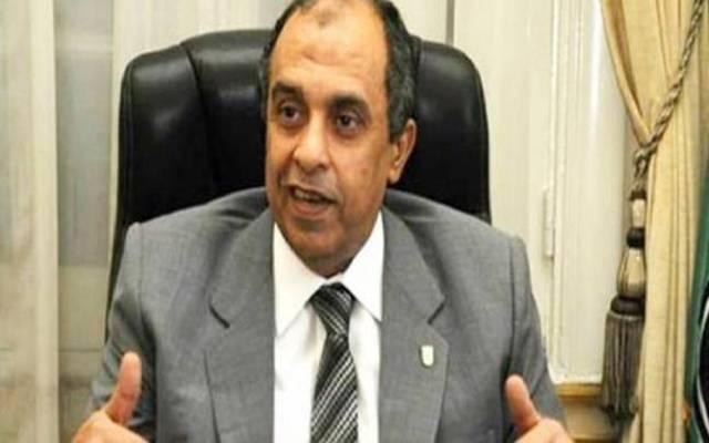 وزير الزراعة المصري عز الدين أبوستيت