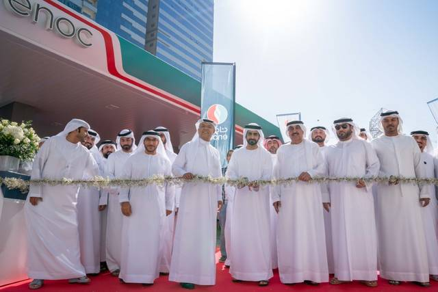 ENOC to open two additional services station in Sharjah by the end of 2019