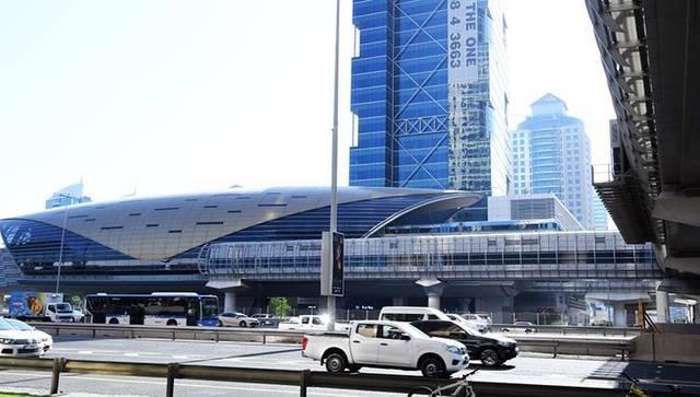 طرق دبي  ترسي عقد تطوير 3 محطات مترو - معلومات مباشر