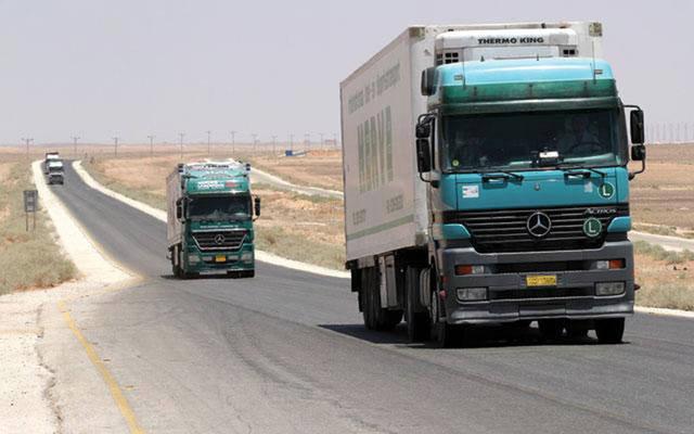 القرار يستهدف زيادة حجم الصادرات الأردنية الى السوق العراقية