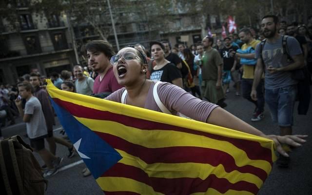 """وزير إسباني: سياسات الحكومة الكاتالونية """"مجنونة"""" وتهدف للفوضى"""