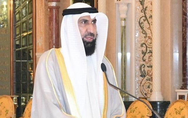 وزير الكهرباء والماء والطاقة المتجددة - مشعان العتيبي