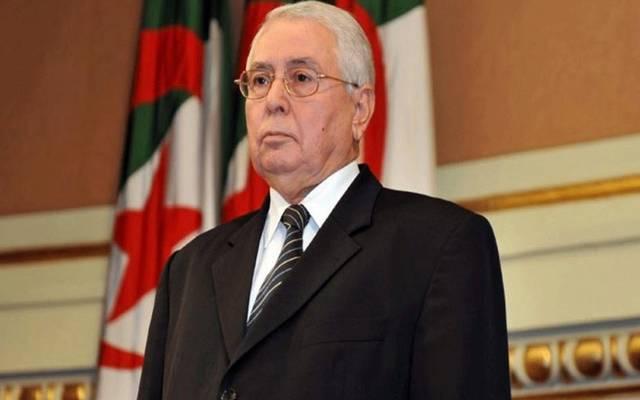 رئيس الجزائر المؤقت