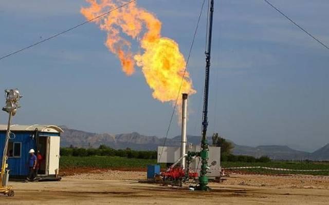 أحدى محطات توصيل الغاز بين الأردن ومصر ـ أرشيفية