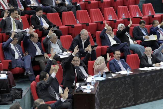 إحدى جلسات مجلس النواب الأردني