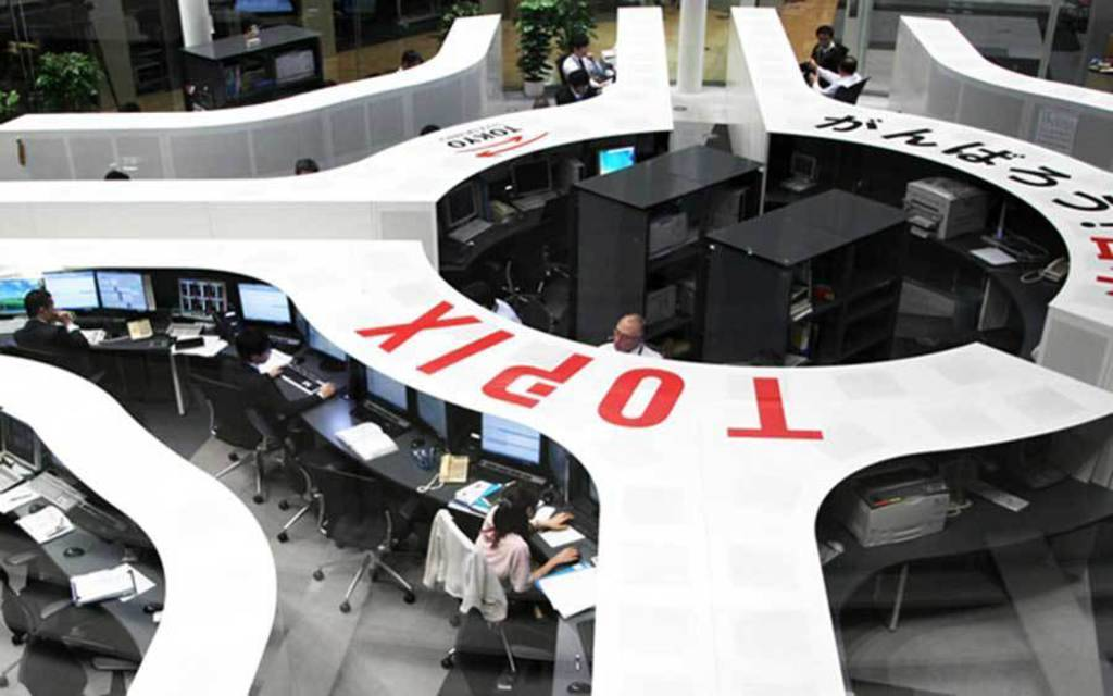 ارتفاع الأسهم اليابانية بالختام بدعم قطاع أشباه الموصلات