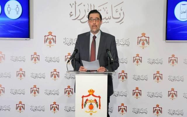 وزير النقل الأردني خالد سيف