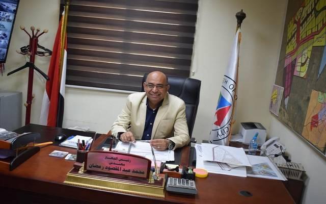 محمد عبدالمقصود رئيس جهاز تنمية مدينة أكتوبر الجديدة
