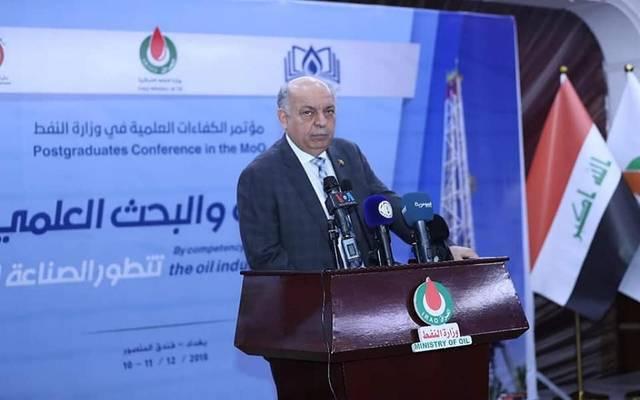 وزير النفط العراقي، ثامر الغضبان- أرشيفية