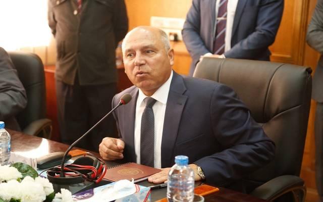 وزير النقل المصري كامل الوزير