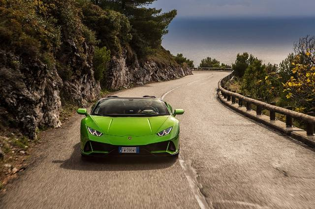 Lamborghini achieves record sales in 2019