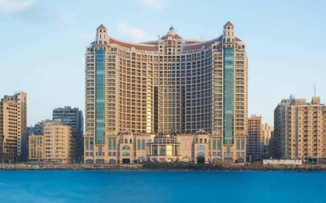 أحد الفنادق بمحافظة الإسكندرية