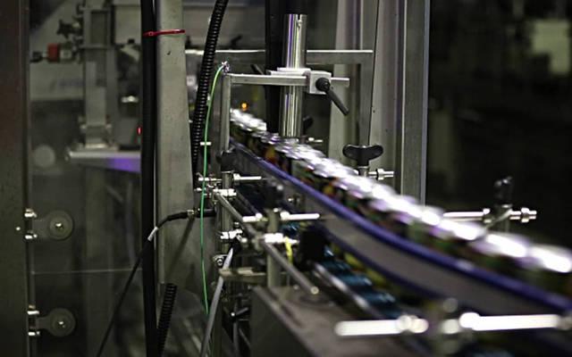خطوط إنتاج عبوات المياه الغازية