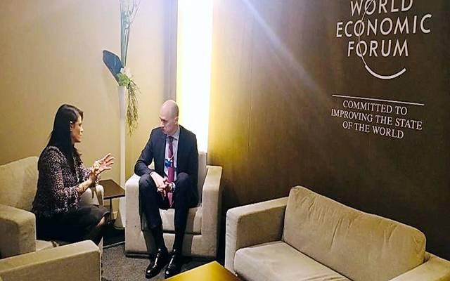 مصر تبحث في دافوس سبل تحقيق التنمية المستدامة