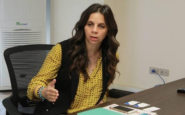 المدير التنفيذي للمجلس التصديري للصناعات الهندسية بمصر، مها صالح