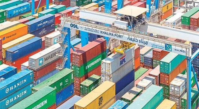 تجارة أبوظبي الخارجية تنمو 13% بأكتوبر.. والسعودية بصدارة الدول العربية