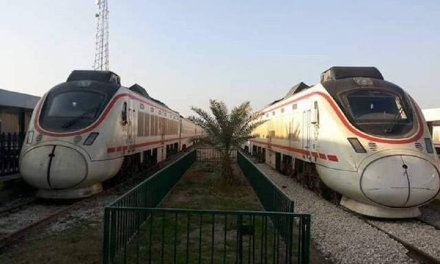 قطارات تابعة لسكك حديد العراق