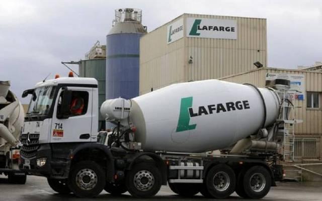 مصانع الاسمنت التابعة شركة لافارج الأردن