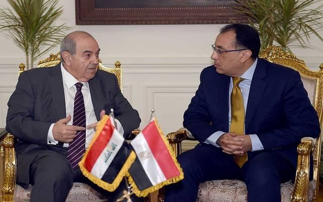 نائب الرئيس العراقي رحب بالشراكة في مشروعات البتروكيماويات