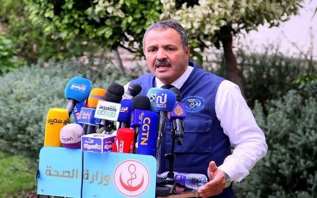 فوزي مهدي وزير الصحة التونسي