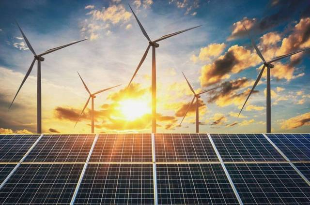 Abu Dhabi has various clean and renewable energy projects