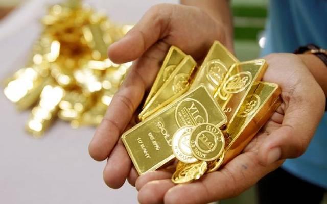 انخفض سعر التسليم الفوري للذهب بنسبة 1.7 بالمائة بما يعادل 31.4 دولار عند مستوى 1780.1 دولار للأوقية