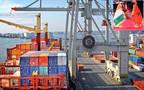 حركة التجارة الدولية في إحدى الموانئ المغربية