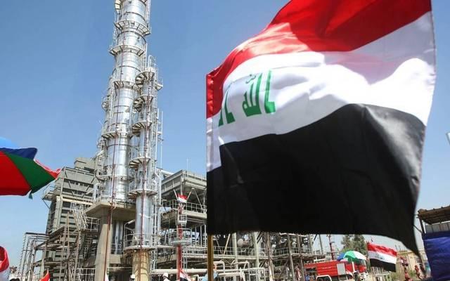 مصفاة نفط عراقية