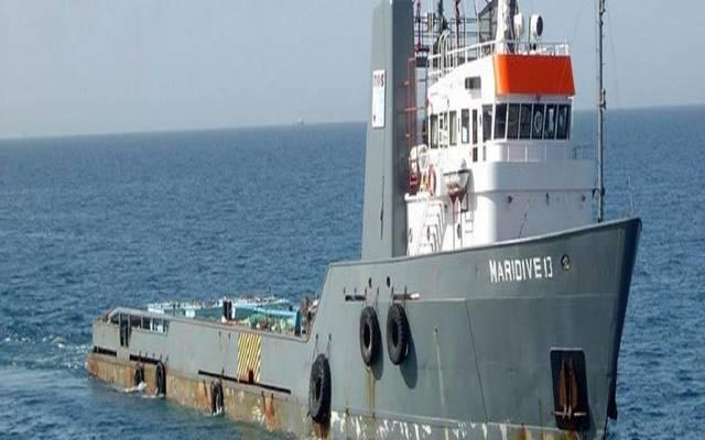 وحدة بحرية تابعة لماريدايف- الصورة من موقع الشركة