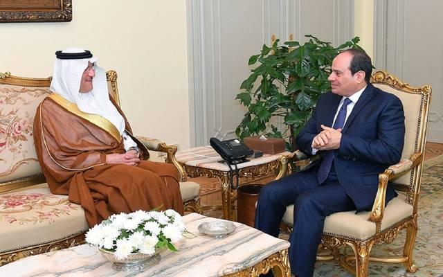 الرئيس السيسي تلقى دعوة الملك سلمان للمشاركة بالدورة الـ14 لمنظمة التعاون الإسلامي