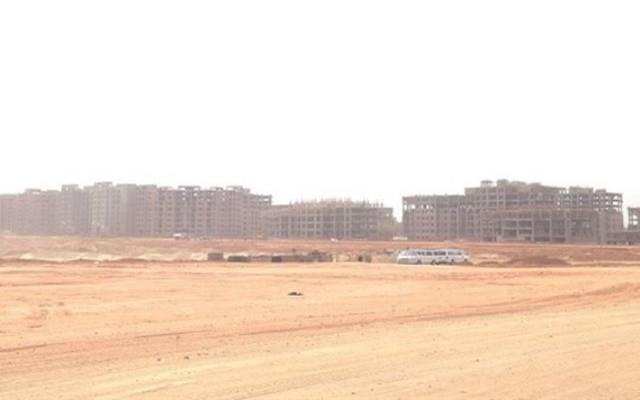 قطعة أرض بالمدن الجديدة في مصر - صورة أرشيفية