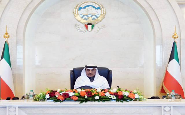 الشیخ صباح خالد الحمد الصباح رئیس مجلس الوزراء
