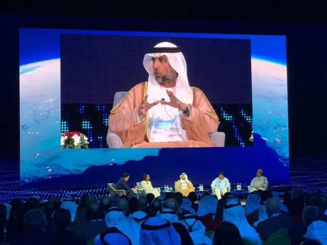 سهيل المزروعي، وزير الطاقة والصناعة الإماراتي