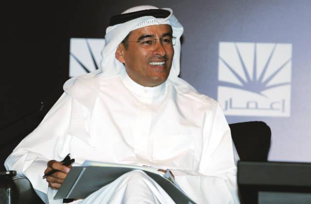 رجل الأعمال محمد العبار