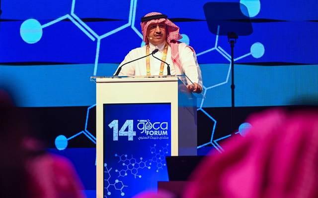 خلال المنتدى السنوي الرابع عشر لـلاتحاد الخليجي للبتروكيماويات والكيماويات (جيبكا) في بدبي