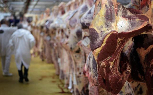مجازر لحوم الأبقار